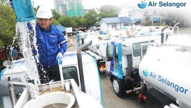 Photo of Pemulihan bekalan air tidak dapat ditentukan lagi – Air Selangor