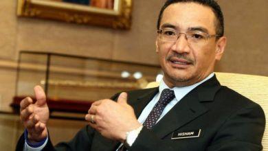 Photo of Hishammuddin kembali bertugas di Wisma Putra esok