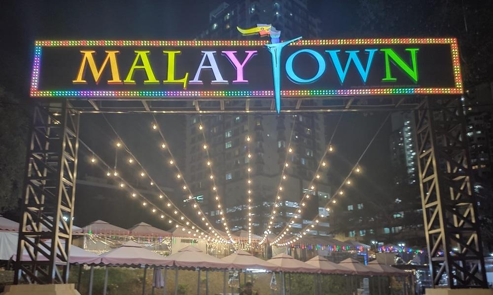 MALAY TOWN