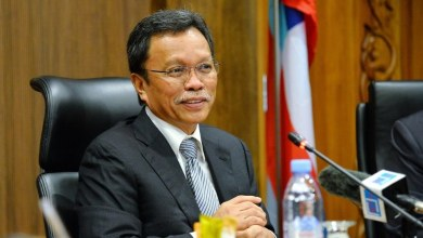 Photo of Bubar DUN Sabah, Mohd. Shafie 'gentleman'