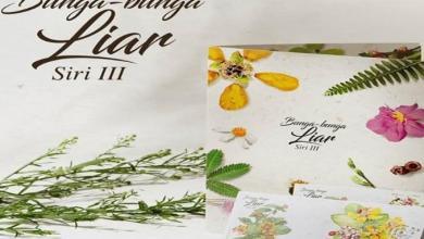 Photo of Setem Bunga-Bunga Liar bertajuk'Bunga-Bunga Liar Siri 3′ dilancarkan