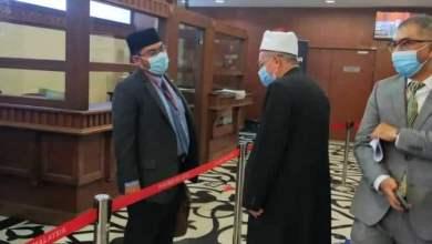 Photo of Mujahid bisik pada menteri agama agar jujur jawab isu TH