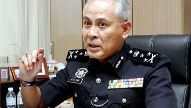 Photo of Acryl Sani dilantik jadi pemangku Timbalan Ketua Polis Negara
