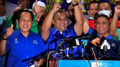 Photo of Tidak rasmi: Calon BN menang di PRK Slim dengan majoriti besar