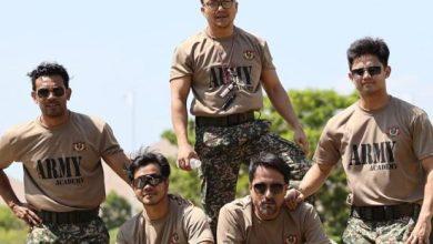 Photo of Pakai baju tentera sambil gantung 'pod', Shaheizy Sam minta maaf