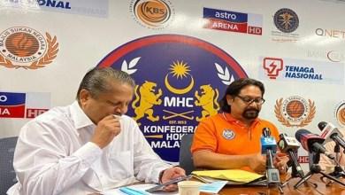 Photo of Arul Sevaraj dilantik ketua jurulatih hoki lelaki kebangsaan