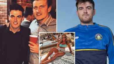 Photo of Abang Maguire turut terbabit dalam pergaduhan, adik ditikam samseng Albania