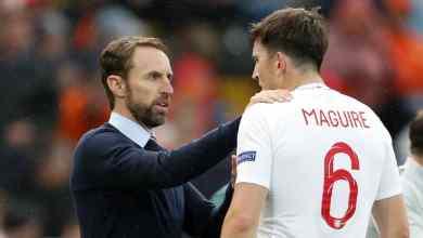 Photo of Maguire digugurkan daripada skuad England