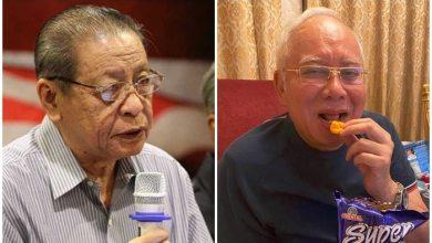 Photo of PRK Slim: Najib tanya Kit Siang siapa yang kena pukulan KO