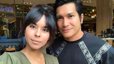 Photo of Keith Foo bercerai dengan model Kim Raymond