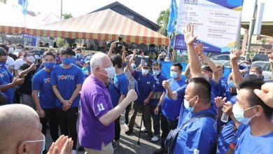 Photo of Najib sedih majoriti kaum Cina masih tolak MCA, BN julang DAP