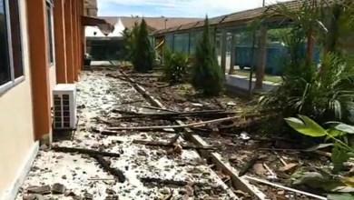 Photo of Api marak…bumbung meletup – pelajar MITIB
