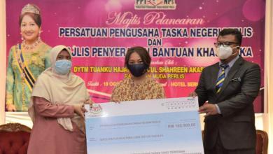 Photo of Raja Puan Muda Perlis lancar Persatuan Pengusaha TASKA Perlis