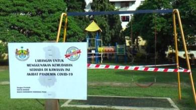 Photo of Tak patuh SOP, lebih banyak taman rekreasi ditutup – MBSP