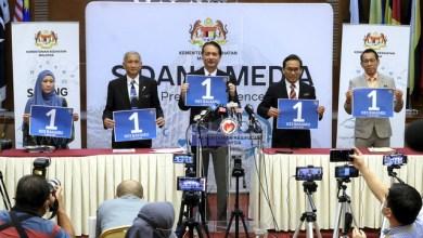 Photo of Selepas sebulan, Malaysia catat 1 kes Covid-19