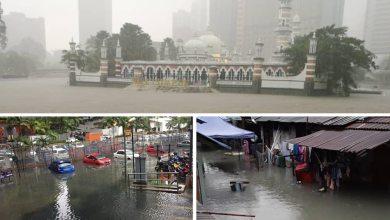 Photo of Pertambahan bangunan kurangkan kadar penyerapan air