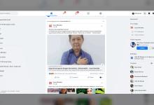 Photo of Akses Facebook di Malaysia kini dengan 'layout' baharu