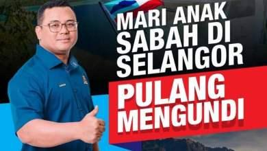 Photo of MB Selangor bagi RM10,000 kepada persatuan mahasiswa pulang mengundi