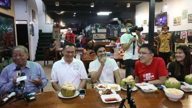 Photo of Kit Siang ucap tahniah kepada Syed Saddiq