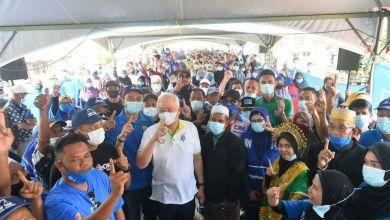 Photo of Pemilihan KM Sabah ikut jumlah sokongan ADUN – Najib