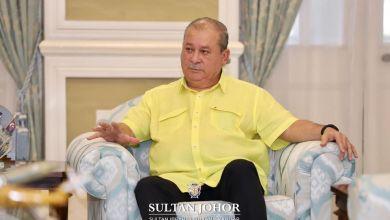 Photo of 5 ADUN Bersatu nyata sokong PN pada Sultan Johor