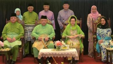 Photo of Raja Perlis anugerah penghargaan kepada barisan hadapan