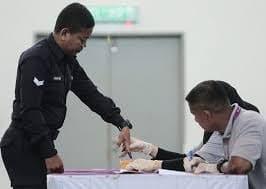 Photo of PRN Sabah: 16,877 anggota polis, tentera dan pasangan undi awal hari ini
