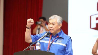 Photo of KM Sabah akan dipilih selepas menang – Ahmad Zahid