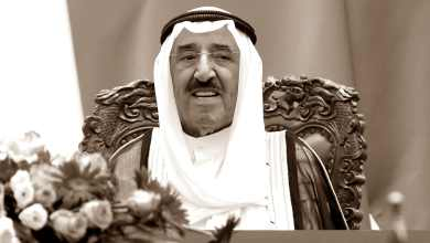 Photo of Emir Kuwait meninggal dunia