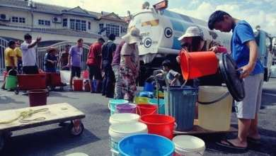 Photo of Gangguan bekalan air sekali lagi di Lembah Klang juga akibat pencemaran
