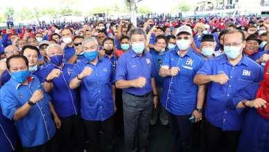Photo of GRS berbincang siapa bakal Ketua Menteri