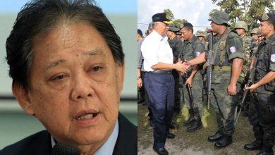 Photo of Kenyataan calon Warisan penghinaan kepada pasukan negara – Najib