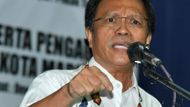 Photo of Shafie terperangkap lagi