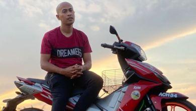 Photo of Achey ada 28 motosikal, rumah tak muat nak simpan semuanya