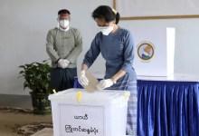 Photo of Suu Kyi ketuai partinya dalam pilihan raya November ini
