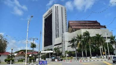 Photo of Covid-19: Pusat pentadbiran Terengganu, Darul Iman ditutup