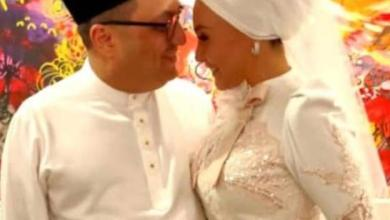 Photo of Noryn Aziz selamat menikah dengan Shaik Rizal