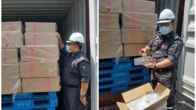 Photo of Rokok tiruan bernilai RM3.3 juta dirampas