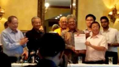 Photo of Zaid Ibrahim bukan lagi Pengerusi DAP Kelantan