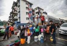 Photo of 87 peratus kawasan masih terjejas bekalan air di Selangor