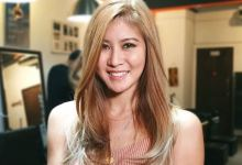 Photo of Elizabeth Tan emosi baju dijualnya tiada tag jenama