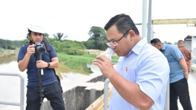 Photo of MB Selangor jangka pencemaran air pulih petang ini