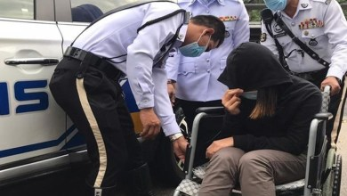 Photo of Pemandu wanita dipenjara 6 tahun, denda sebabkan kematian anggota tentera