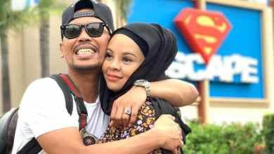 Photo of Siti Sarah syukur suami selesai beri keterangan di SPRM