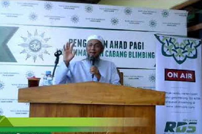 Ustadz Rosyid Ridho Baasyir: Ustadz ABB Masih Terkendala Administratif
