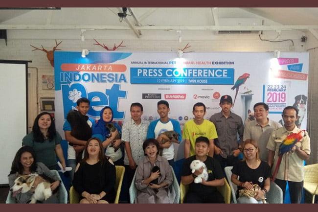 JIPS, Pameran Hewan Terbesar di Asia Tenggara Akan Digelar 3 Hari
