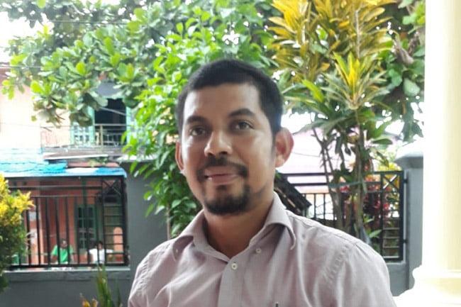 Mulyadi Golap Nilai Tuntutan JPU Terhadap Terdakwa Noval Ajuan Janggal
