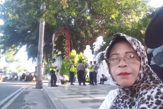 Aini, Lagi, Selasa Kliwon Demo Tolak Tambang Tumpang Pitu