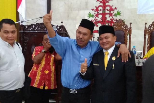 Ardiansyah Resmi Pimpin DPRD Kapuas Periode 2019-2024