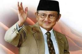 BJ Habibie dan Islam Politik yang Tersandung, Opini Asyari Usman